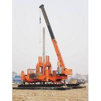 ZYC500B-B Multifunctional Hydraulic Static Pile Driver