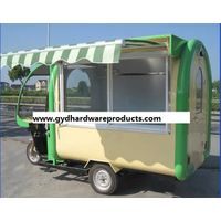 Mobile Food Kiosk(CE&ISO9001 certification)/Food Cart,Outdoor Mobile Snack Food Kiosk for Sale,Self thumbnail image
