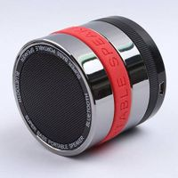 China Camera shape bluetooth wireless speaker