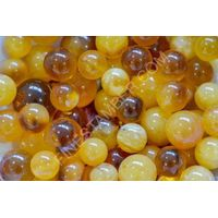 Amber Beads. Natural, polished Amber Balls