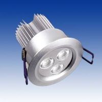 9w pure white LED Downlight