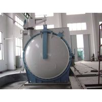 Extra large size autoclave