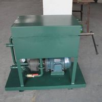 LY-100Plate Pressure Oil Filtering Machine Series thumbnail image