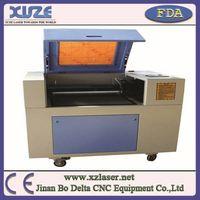 Factory Price!!! XUZE Laser Engraving Machine XZ-6040 Laser Engraving Machine thumbnail image