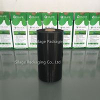 Best Quality 500mm Black Color Silage Wrap Films