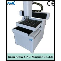 China cheap price mini metal cnc router machine cnc metal carving machine for sale