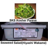 Seaweed salad OK (hiyashi wakame)