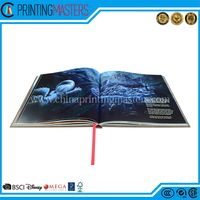 High Quality Professional Hardcover Books Printing In China