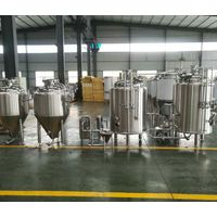 3BBL Beer Brewing Equipment thumbnail image
