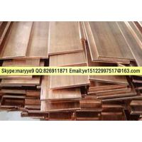 copper flat bar T2