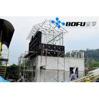 BOFU plastic concrete formwork system