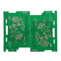 Double-sided PCBs with immersion gold