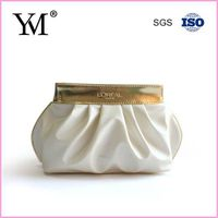 2015 Toiletry Pattern Elegant Cosmetic Pouch Clutch Bag Shell thumbnail image