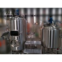 Best Price 500l Micro Brewery Equipment Brewpub Beer Equipment thumbnail image