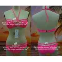 woman swimsuit bikini hollow design