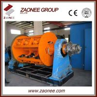 rigid frame stranding machine for cable wire thumbnail image