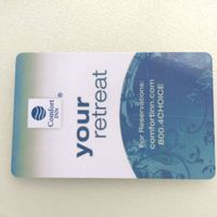 Professional Factory RFID Card for Hotel Door Lock thumbnail image