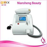 Latest professional laser tattoo removal machine