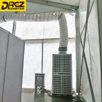 Drez 20 ton Turnkey industrial air cooler portable Central Air Conditioning