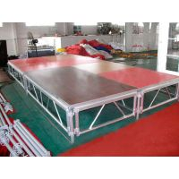 Aluminum adjustable outdoor concert stage for sale