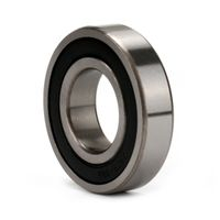 High quality headset low noise deep groove ball chrome steel bearing 6207-2rs 35x72x17mm