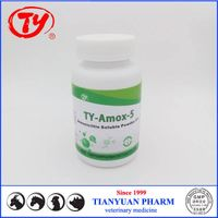 chicken antibiotics Amoxicillin Soluble Powder 5%
