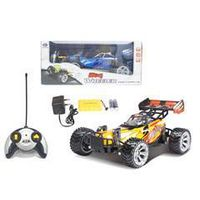 Four way remote control high speed car