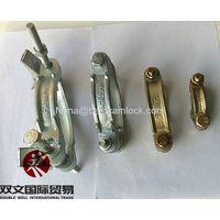 carbon steel double bolt hose clamps thumbnail image