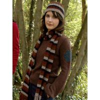 sweater and scarf thumbnail image