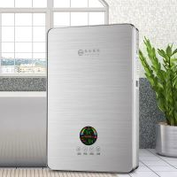 Instant Electric Water Heater Quick Household Shower No Water Storage Small Magnetic Energy Direct H thumbnail image
