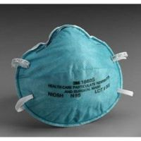 Disposable Respirator 1860, 1860S, N95 thumbnail image