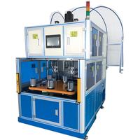 DLM300 8 working station automatic stator winding machine