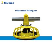 Poultry Feeder for Broiler Chicken