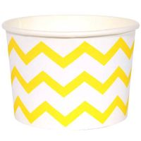 8 oz Wholesale Paper Ice Cream Cups / Party Supplies 1,000ct ( Free ship )
