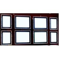 Real estate light box with competitive price