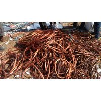 Copper WIRE SCRAP, (Millberry) 99.99% thumbnail image