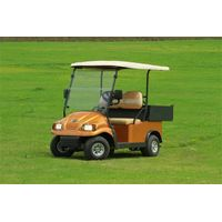 Falcon Brand 2 Passenger utility golf cart with Cargo box thumbnail image
