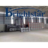 Aluminum profile aging furnace