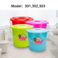 Wholesale cheapest plastic bucket