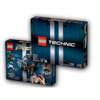 Original Lego Technic Set (41999) 4x4 Crawler Exclusive