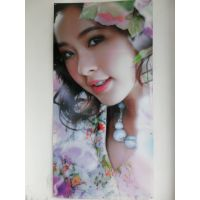 Fashion Acrylic Portrait Painting /home decorative painting / wall art