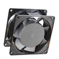 80*80*38mm Customized AC Axial Fan FAB(S)8038 110/220/240V Two ball & Sleeve Bearing Cooling Fan
