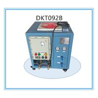 Dkt092b Explosion-Proof Grade Air Cooled Water Cooled Refrigerant Recharge Recycling Unit