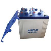 2v 2000ah solar storage gel/lead-acid battery for solar power station