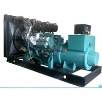 High Quality YUCHAI Generator Set 100kw Diesel Generator Set for Sale thumbnail image