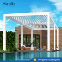 Aluminum Pergola kits For Sale