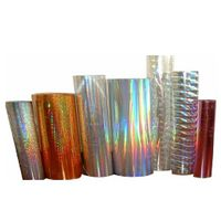 hot stamping foil transfer printing for PP,glass, metal, bamboo, PLA product thumbnail image