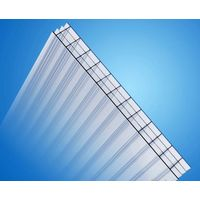 Polycarbonate hollow plate