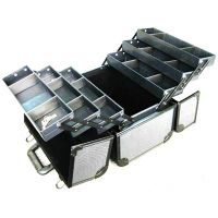 New Professional Durable Black Cosmetic Case thumbnail image