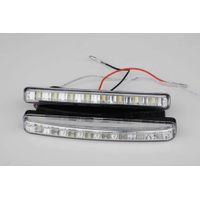 LED DRL 8PCS 3528SMD Led Day Running Light